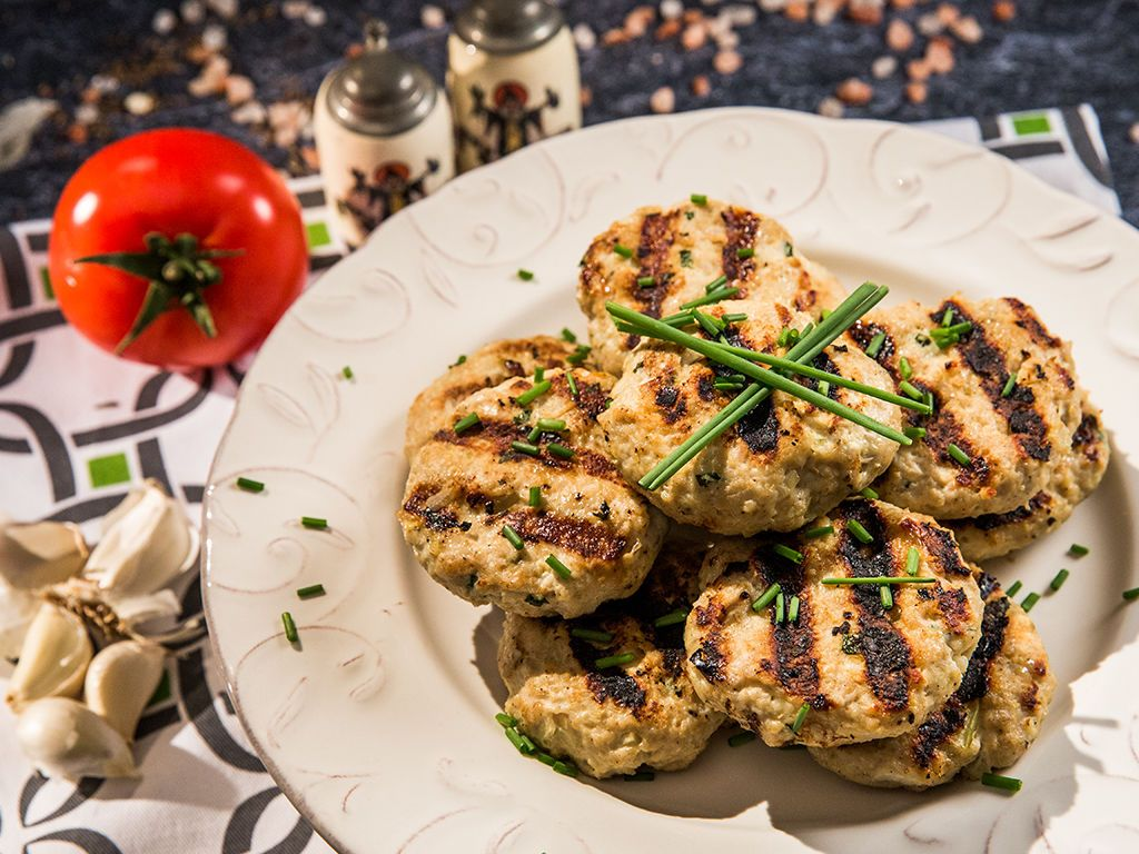 Turkey Patties | Recipe | Turkey patties, Dukan diet ...