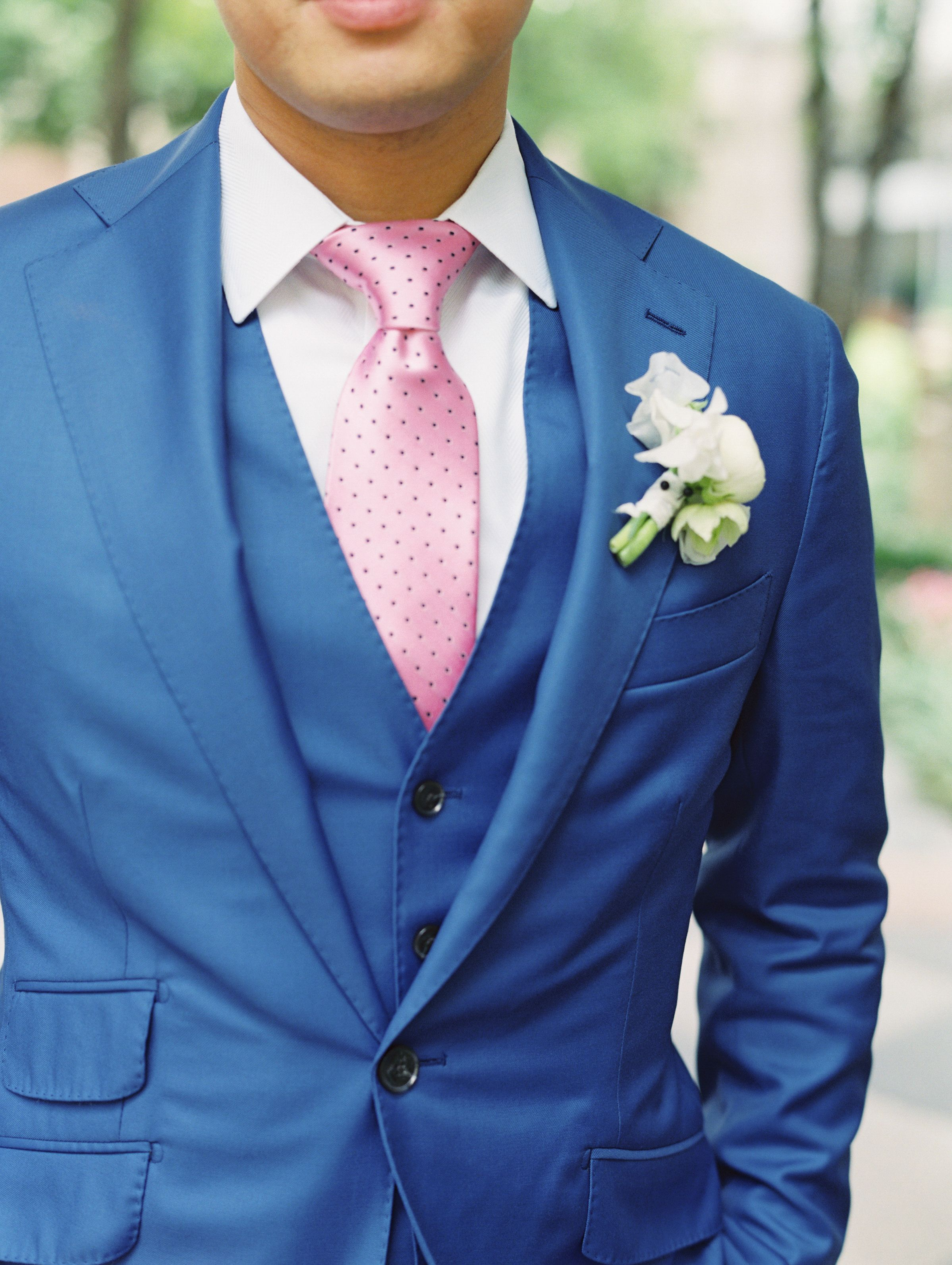 A Wedding With Too Many Gorgeous Gems To Pick Just One | Royal blue ...