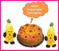 April 20 National Pineapple Upside Down Cake Day Pineapple Upside Down Cake Pineapple Upside Down Cake Day