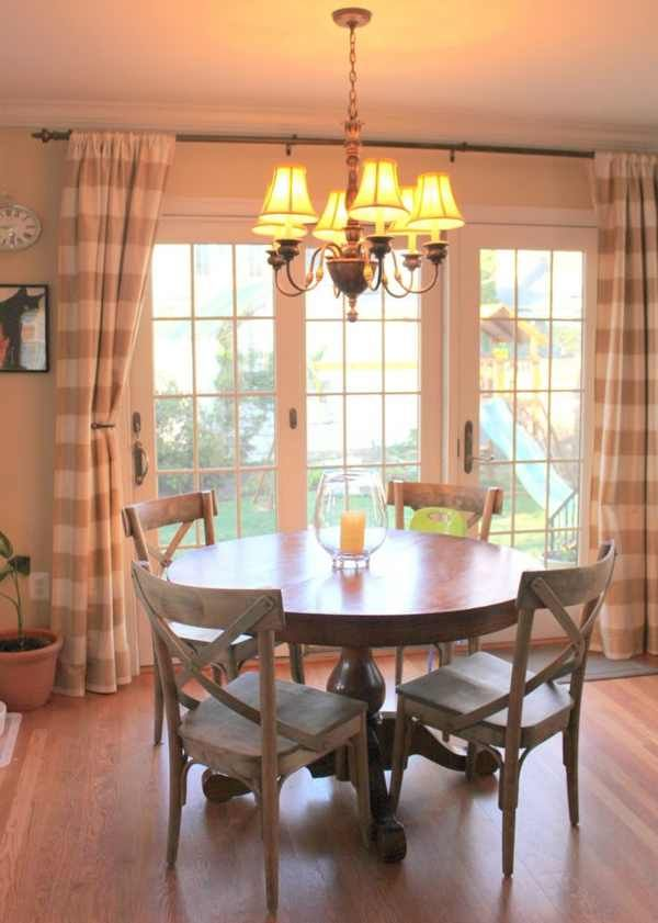 Kitchen Sliding Glass Door Curtains Ideas Amazing 24101
