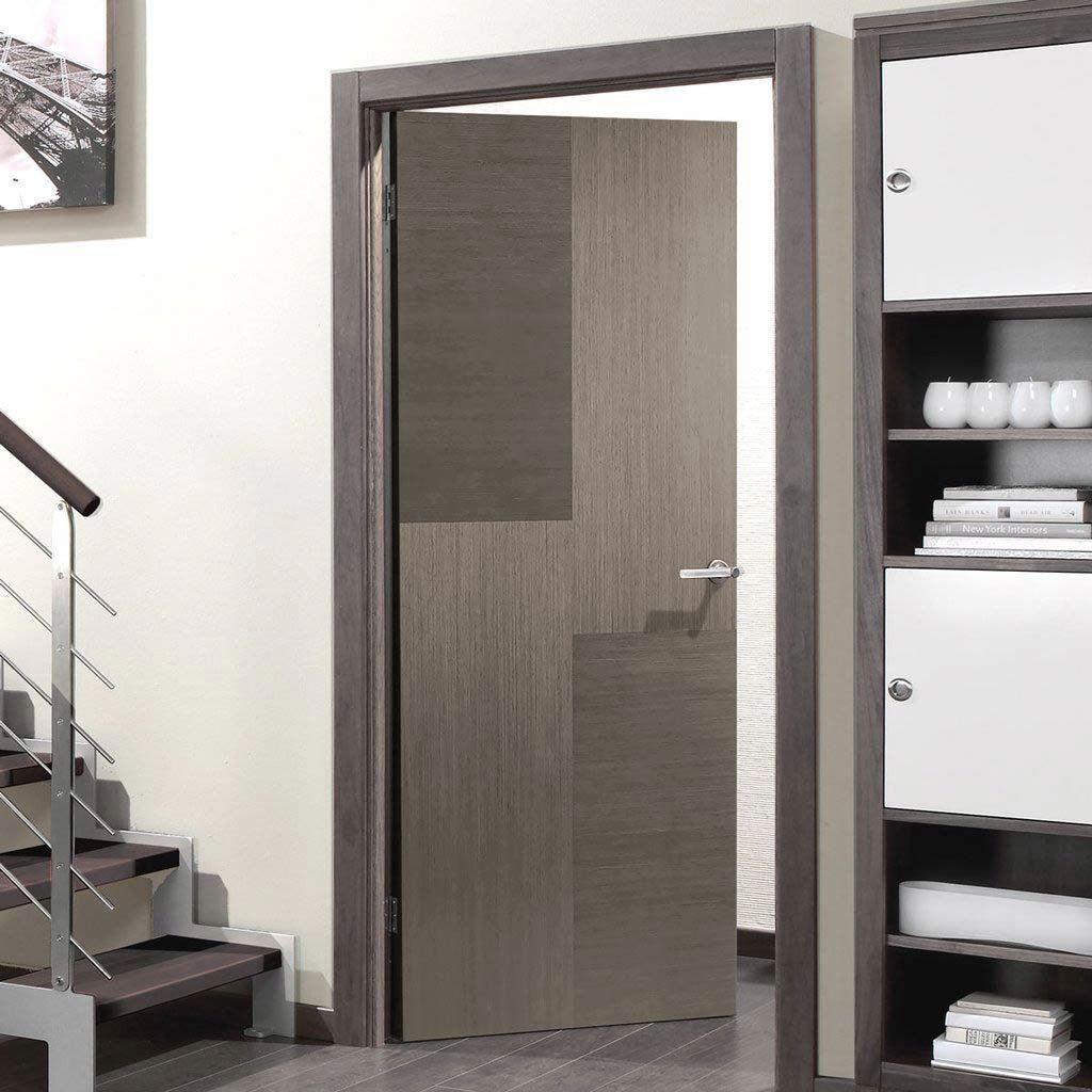 Craftsman interior doors closet panel oak also rh pinterest