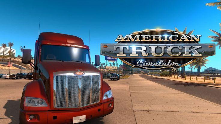 American Truck Simulator - rk motors