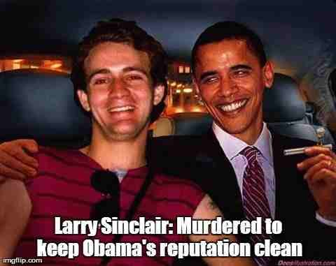 Larry sinclair obama