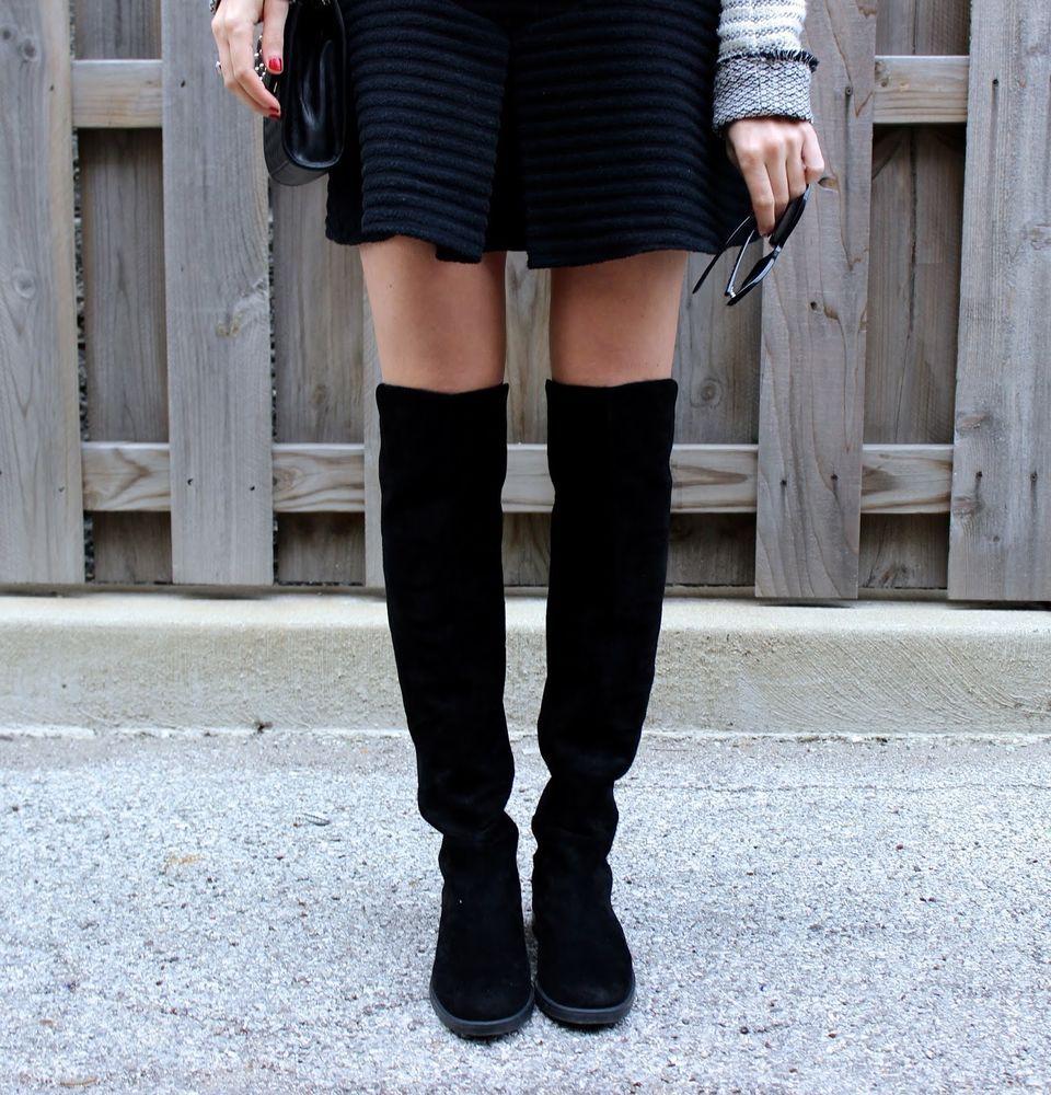 BLONDO OTK BOOTS Eden Stretch Leather
