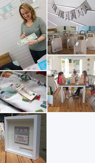 The Little Creative Place in Bournemouth, Dorset (workshops, handmade cards and gifts, craft accessories for your own projects!)