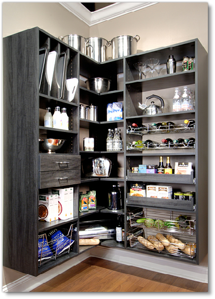 Great Kitchen Pantry Colors Paint Back Walls Beige Or