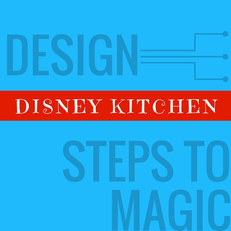 Steps To Magic | Disney Kitchen Designs | Kitchen Inspiration #disneykitchen