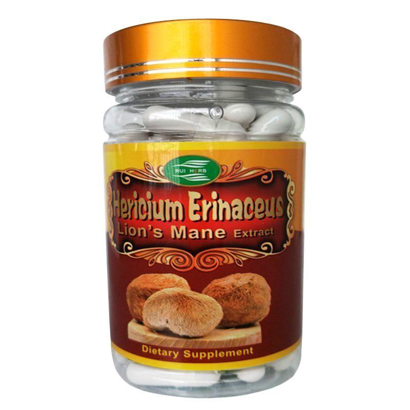 Lions mane mushroom hericium erinaceus extract 30