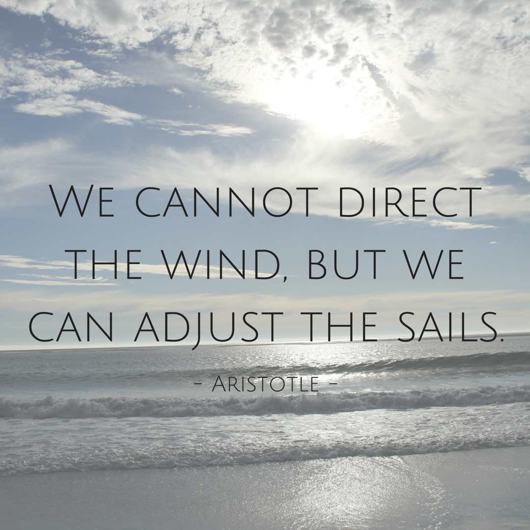 "Stunning Designs That Changed The Way We Look At Things: ""We Cannot Direct The Wind. But We Can Adjust The Sails"