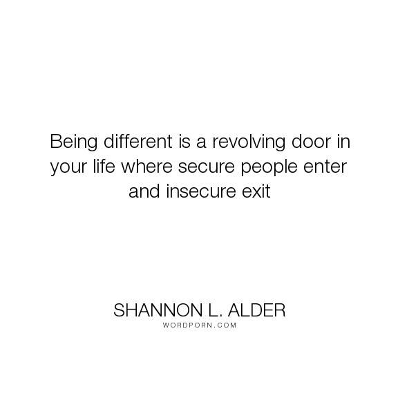 Shannon L. Alder - \