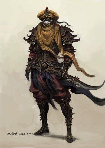 Desert Warrior Art에 대한 이미지 검색결과 In 2019 Concept