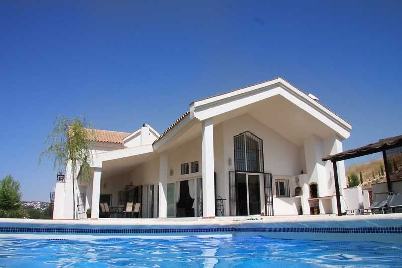 High Quality Ronda Area Villa Rentals In Spain | Luxury 4 Bedroom Villa With Private  Swimming Pool In