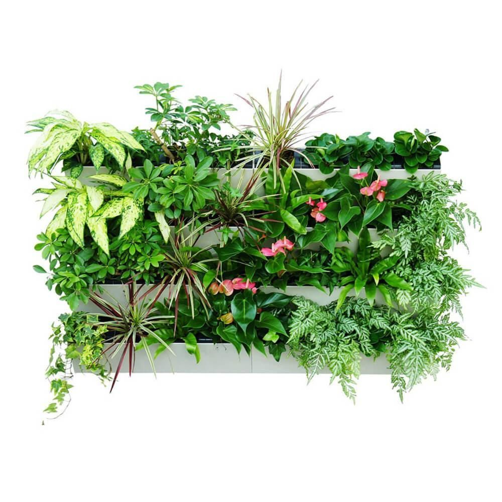 Self Watering Vertical Planter With Hanging