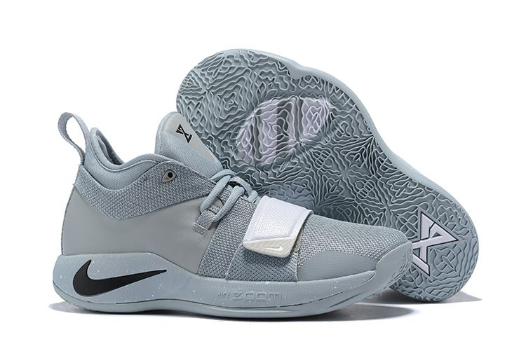 cc6ecdf68edd Nike PG 2.5 Dark Grey Black For Sale