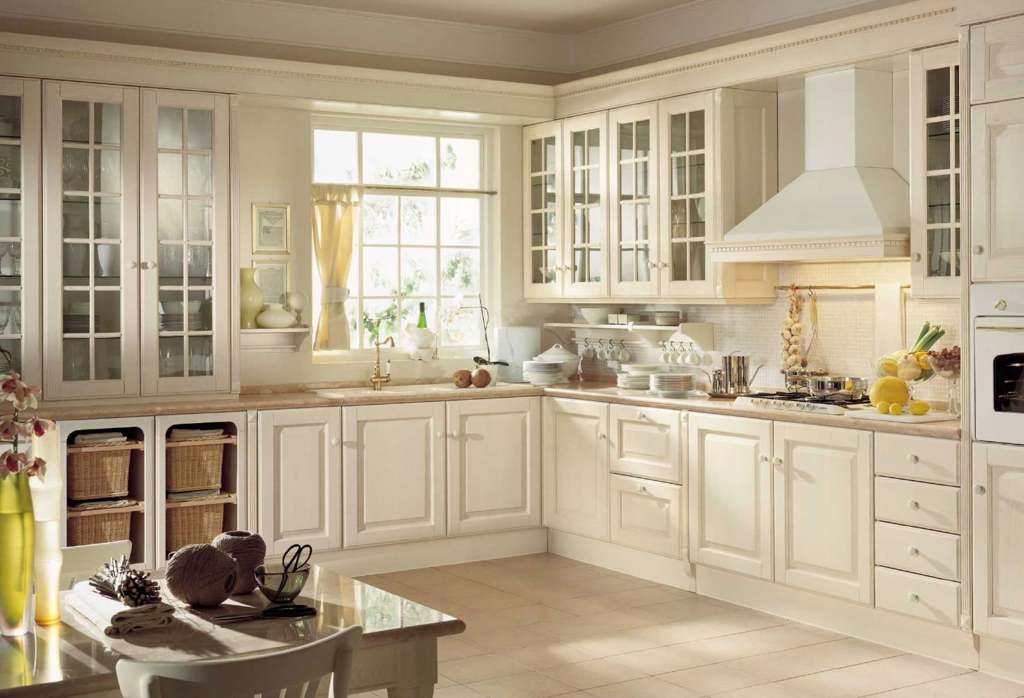 Cuisine traditionnelle - Scavolini cucine | Home sweet home ...