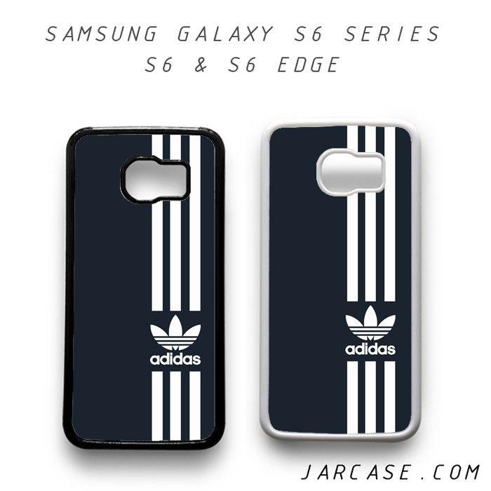 black straight adidas Phone case for samsung galaxy S6 & S6