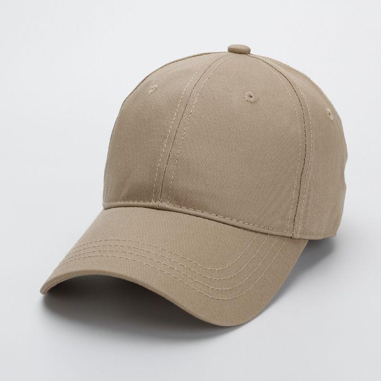 Click To Buy New 5 Colors Snapback Blank Hats Solid Bone Baseball Caps Man Hip Pop Dad Hats Casquette Gorras 6 Pan Blank Hats Baseball Caps Mens Dad Hats