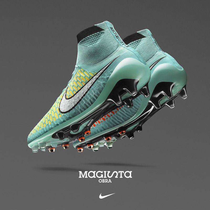 af3266c43f8b Nike Magista Obra FG (Hyper Turquoise White Laser Orange)
