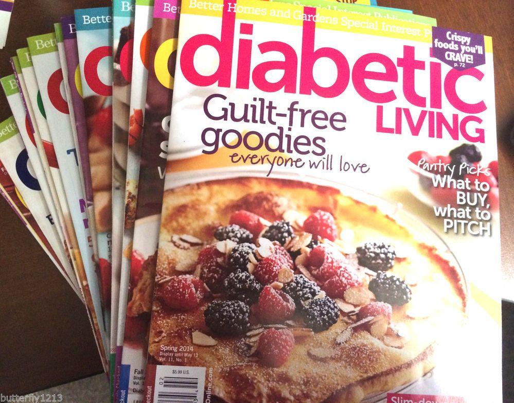 Better Homes And Gardens Diabetic Living