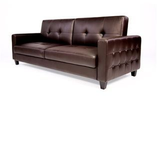 Rome Sofa Bed Brown Leather Sofa Bed Sofa Sofa Bed Brown