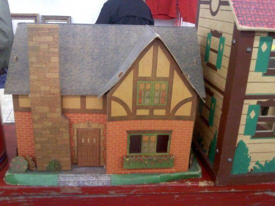 vintage paper dollhouses. Inherited-values.com