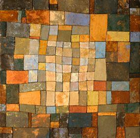 Elizabeth macdonald mosaic inspiration pinterest - Collage carrelage mural ...