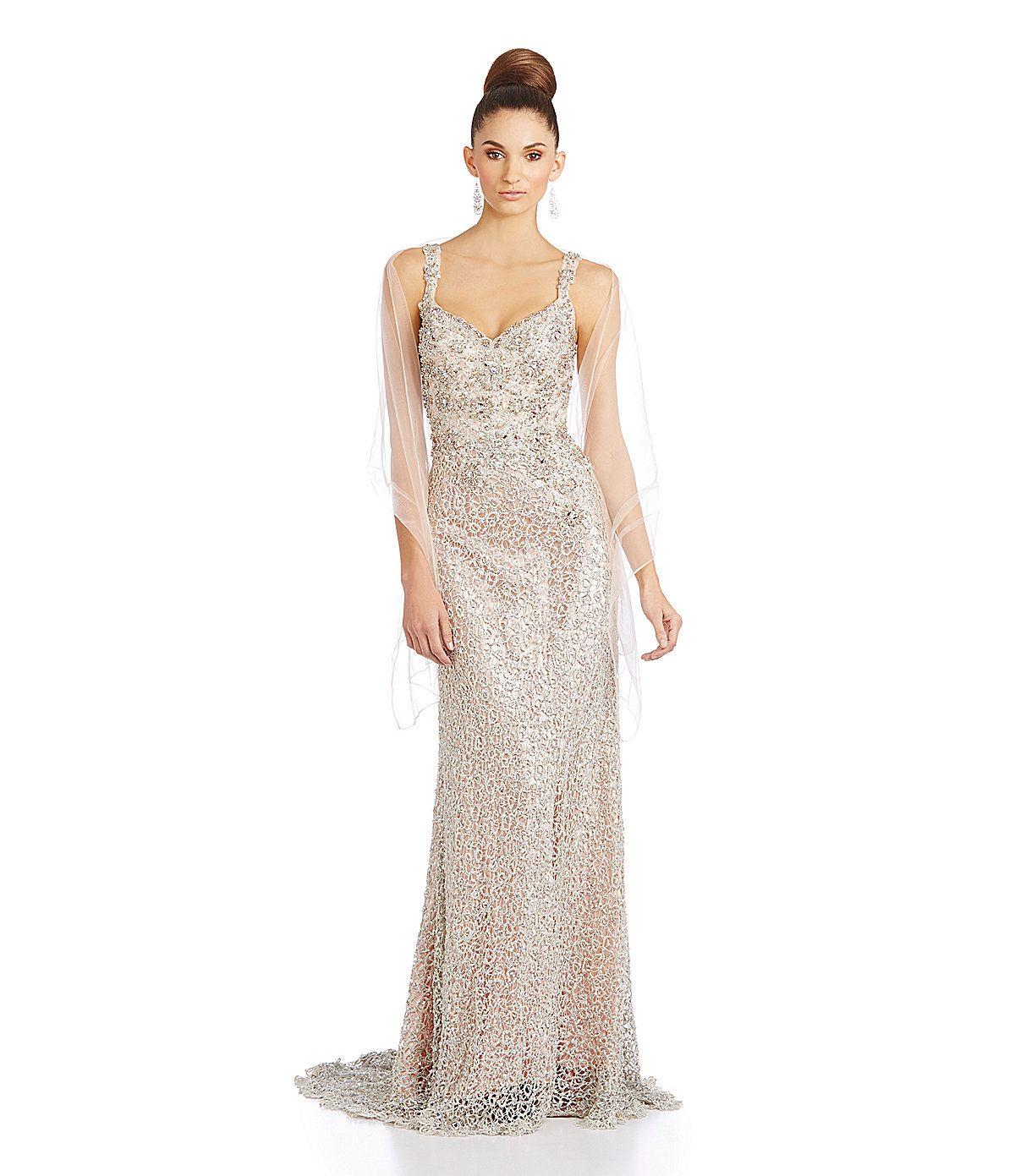 Großzügig Dillards Hochzeitskleider Galerie - Brautkleider Ideen ...