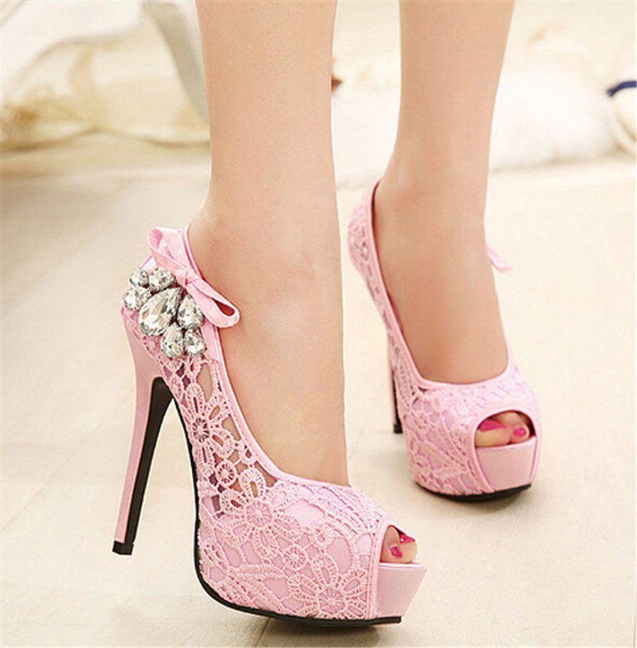 Туфли розовые картинки
