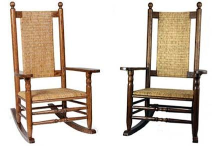 troutman chair company recaro ex office authentic kennedy presidential rocker manufacturered in north carolina by