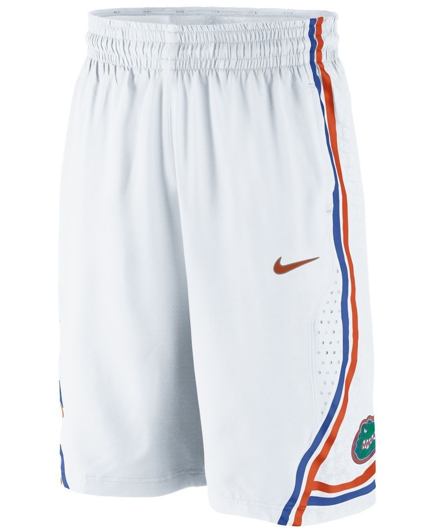 e3b1c3142901 Nike Men s Florida Gators Replica Basketball Shorts