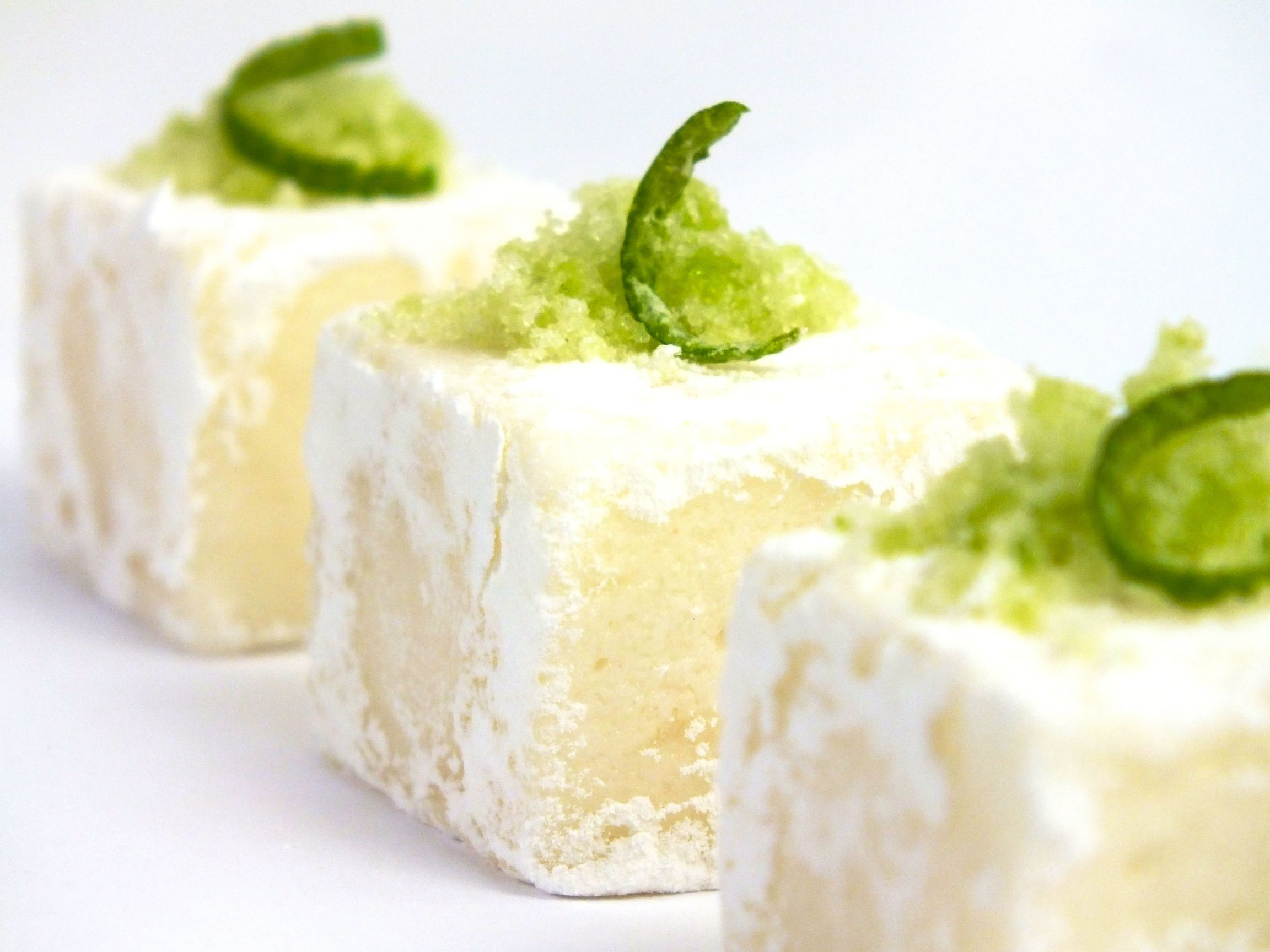 Modernist Marshmallows (Vegan)