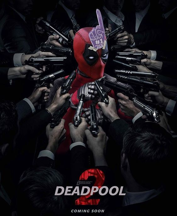 Deadpool 2 Poster 17 Official And Parody Printable Posters Fan