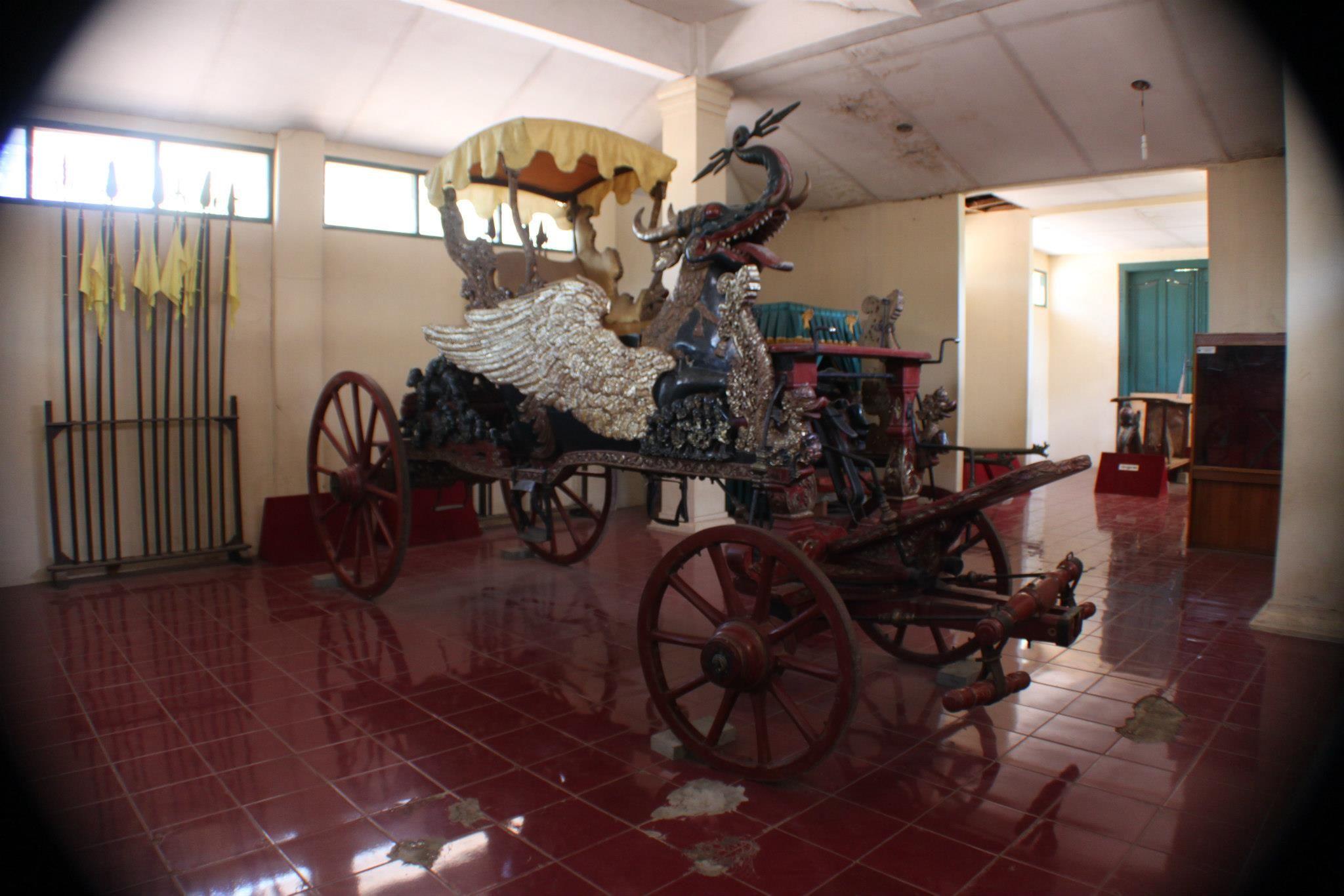 The real 'Kereta Singa Barong'