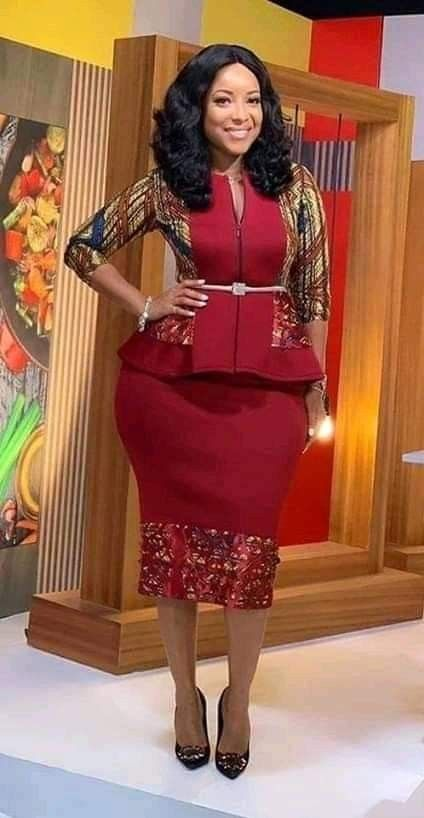 Pin by Bambio Celine on catalogue in 2020 | African attire, African wear dresses, African ...