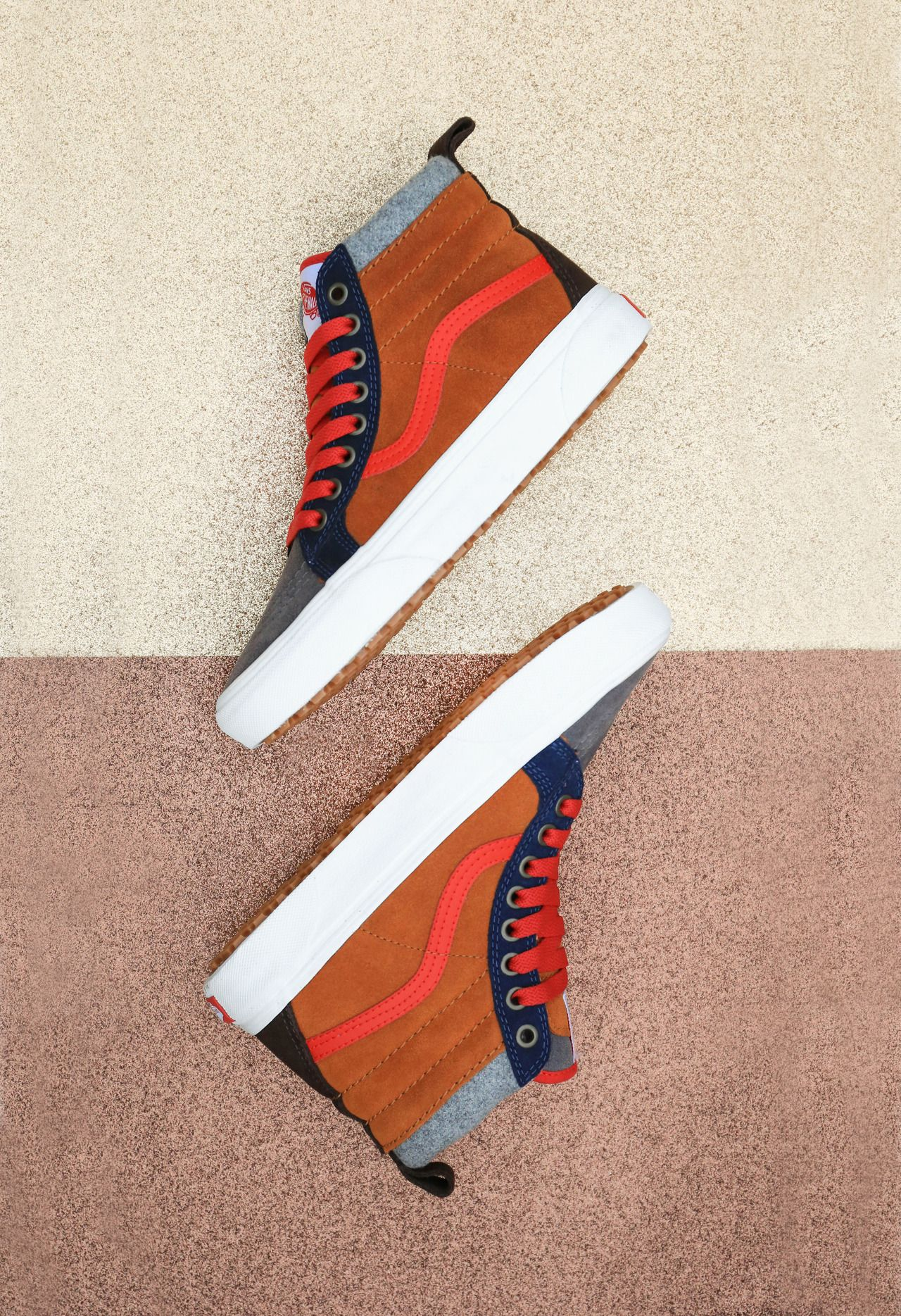 5764c61b09c5fa Winter your way. Design your perfect pair of Vans with All Weather MTE  options in
