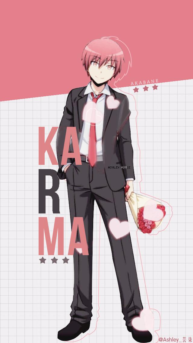 Karma x Nagisa (1)
