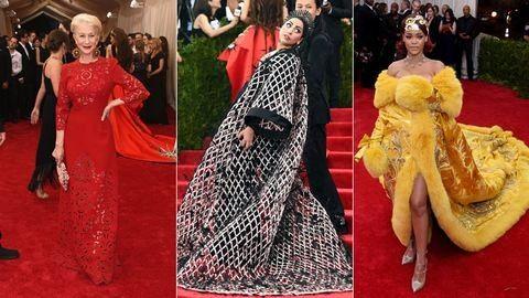 d23e258347 MET-gála: a leg-leg-leg ruhák | Met-gála | Met gala, Formal dresses ...