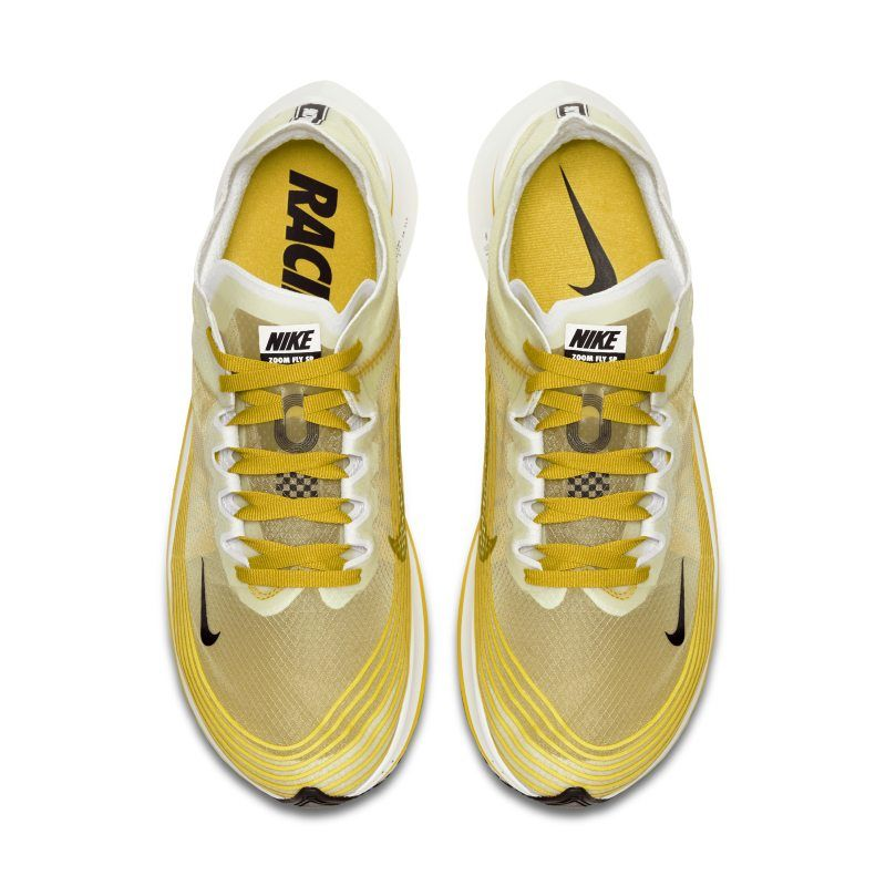 100% authentic 355b7 3a16a Nike Zoom Fly SP Unisex Running Shoe - Gold