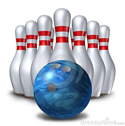 Bowling Pins Ten Pin Ball Set Bowl Symbol Bowling Boutique Scrapbooking Bowling Pins