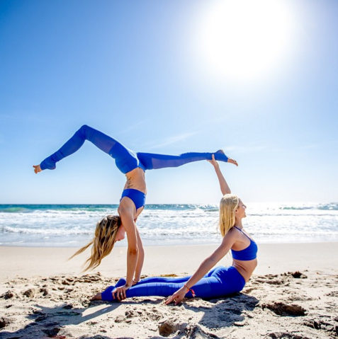 yoga yogainspiration yogapants  beginner yoga workout