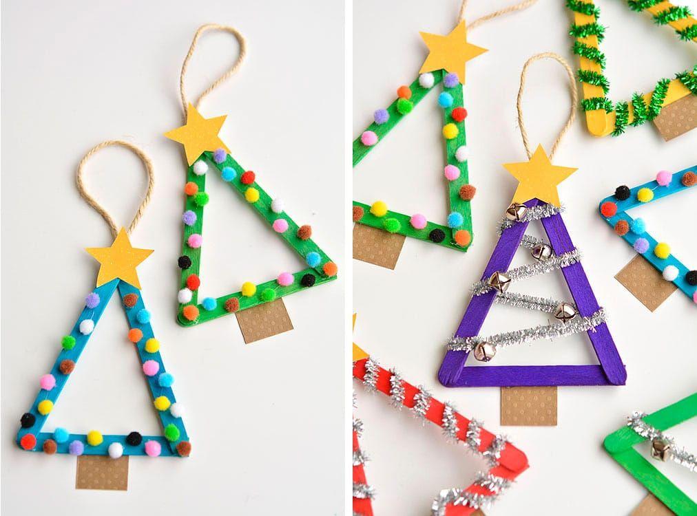 Lavoretti Semplici Di Natale Per Bambini.Lavoretti Di Natale Per Bambini 32 Idee Da Copiare