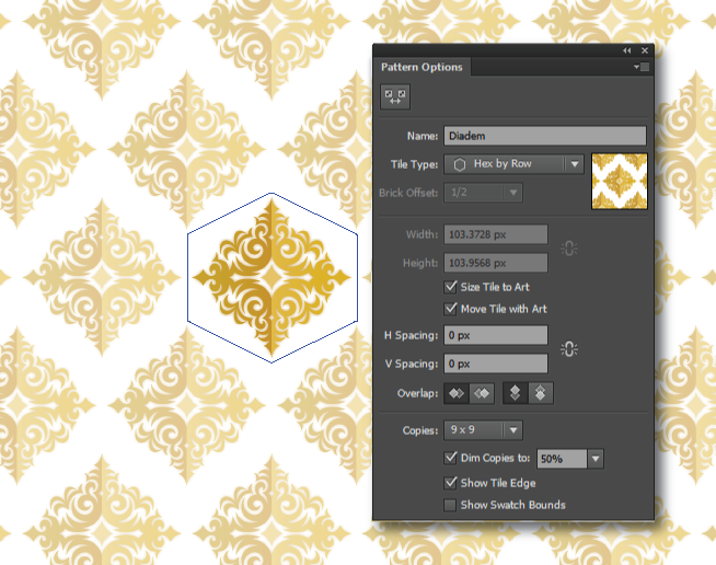 How To Easily Create And Edit Repeating Patterns In Illustrator