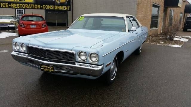 1973 Plymouth Fury Sedan For Sale 1816720 Plymouth Fury Plymouth Plymouth Muscle Cars