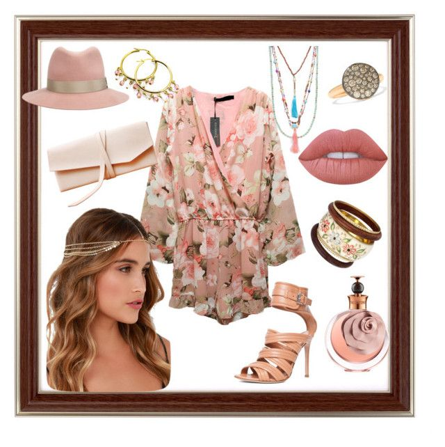 """""""Tropical Nights"""" by tropicalhaven ❤ liked on Polyvore featuring rag & bone, Pomellato, Valentino, Lime Crime, Panacea, Dorothy Perkins, Gianvito Rossi and Lulu*s"""