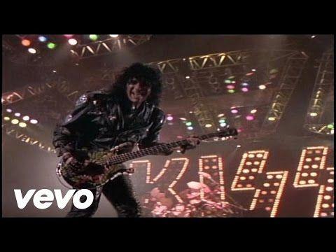 Kiss - Turn On The Night - YouTube | KISS in 2019 | Kiss music