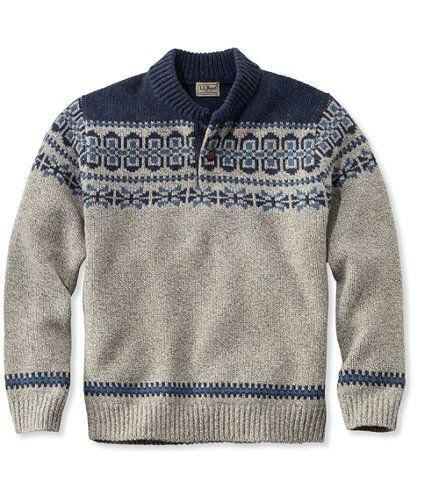 Free Shipping. Find the best L.L.Bean Classic Ragg Wool Fair Isle ...