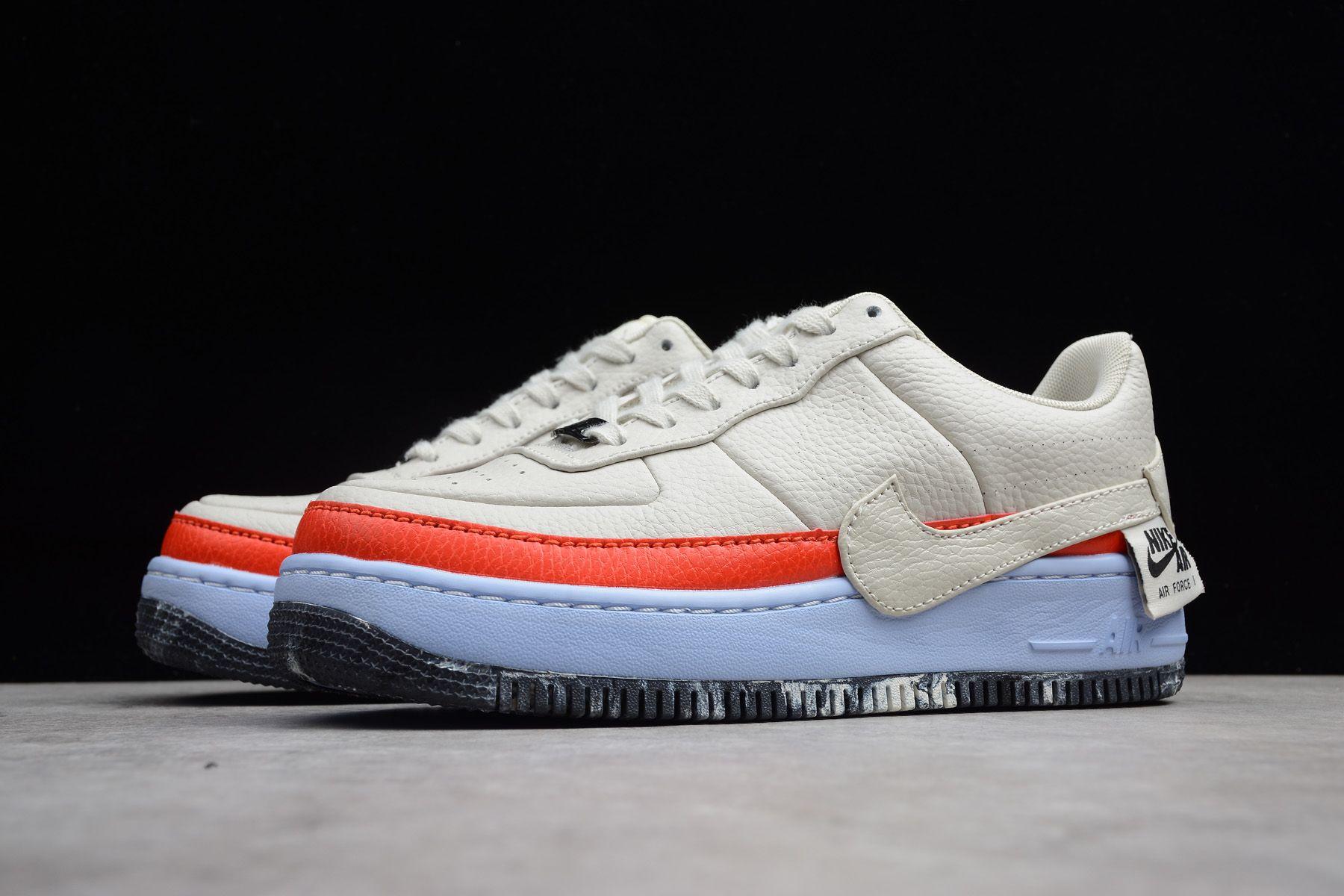 """Women s Nike Air Force 1 Jester XX SE """"Light Bone"""" AT2497-002  bcbd1e45e"""