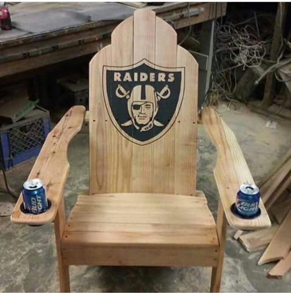 Raiders Lounge Chair