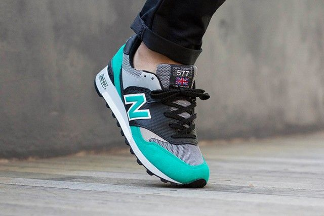 NEW BALANCE 577 MADE IN UK CARBON FIBRE PACK  d1c53774a5