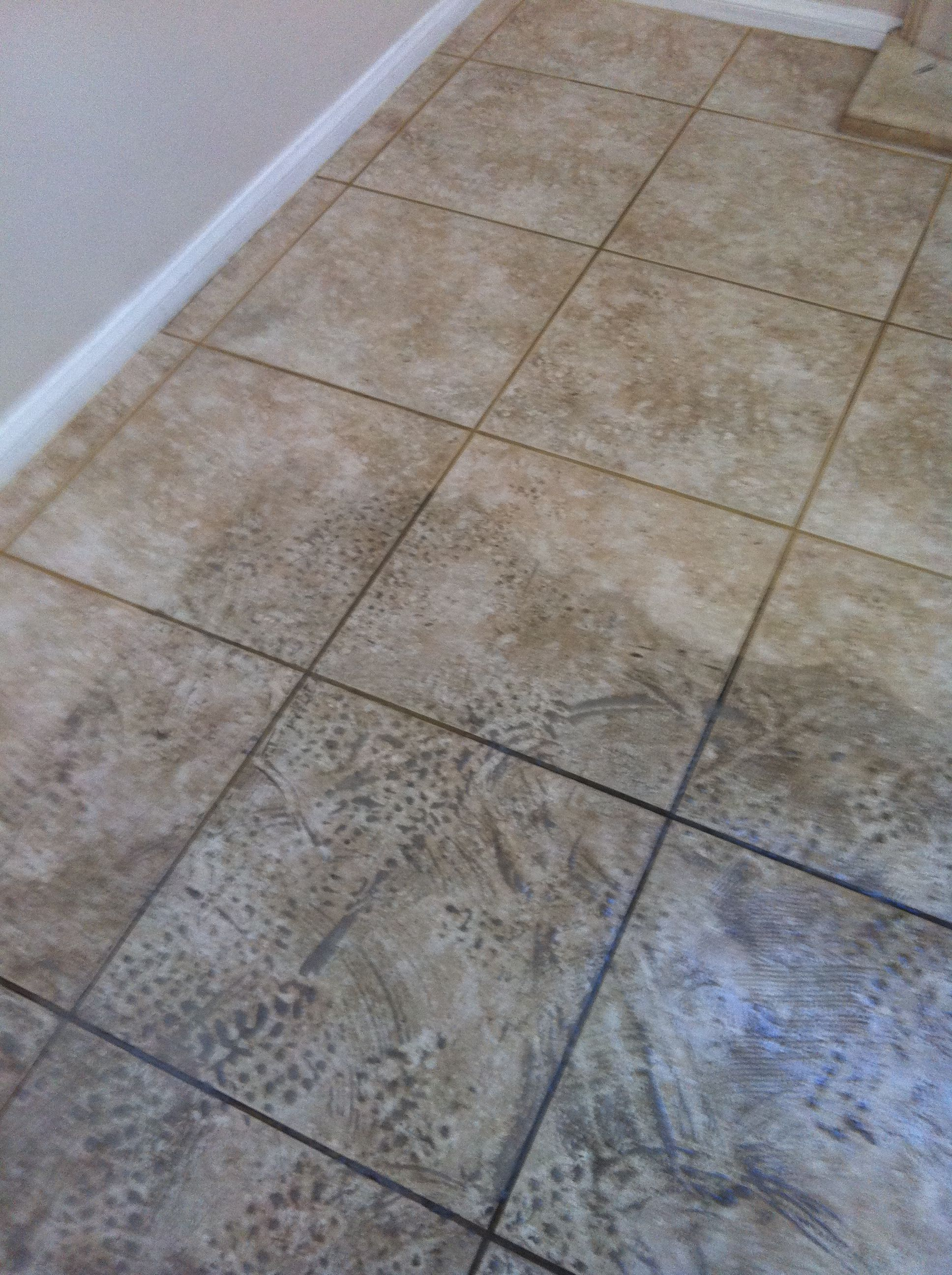 Picturesrecent work at tired of dirty grout tired of dirty grout